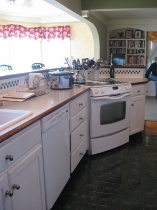 Admiral District Kitchen Before