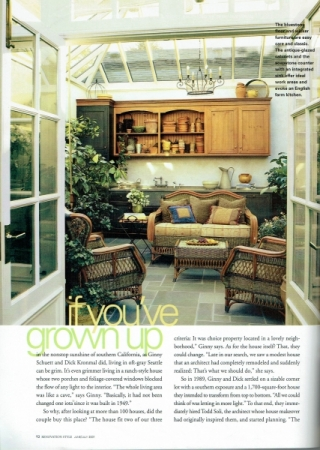 conservatory Article 3