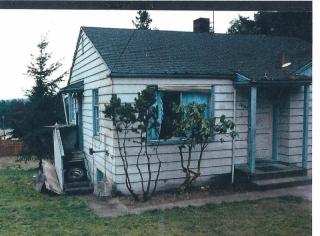 Lake City Whole House Before