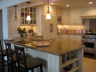 Lake Washington Kitchen After