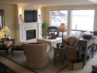 Lake Washington Fireplace After