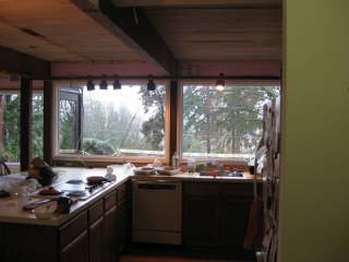 Mercer Island Whole House Kitchen Before
