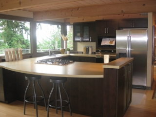 Mercer Island Whole House Kitchen After