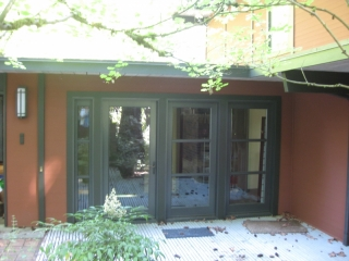Mercer Island Whole House Entry After
