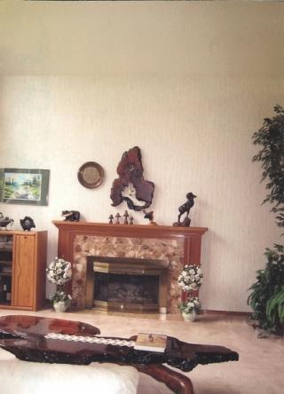 Redmond Fireplace Before