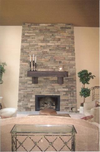 Redmond Fireplace After