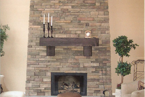 Redmond Fireplace